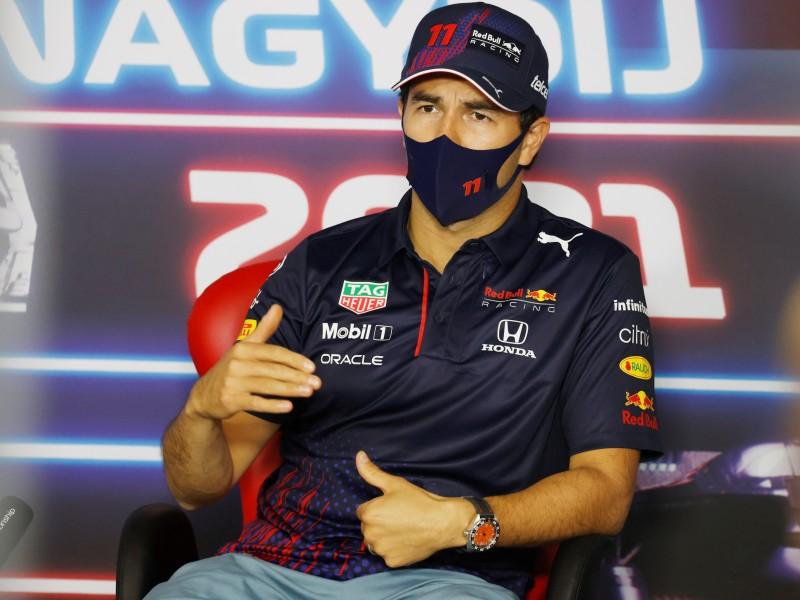 Checo Pérez a punto de renovar con Red Bull