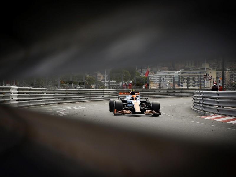 Checo Pérez queda cerca del podio en Mónaco