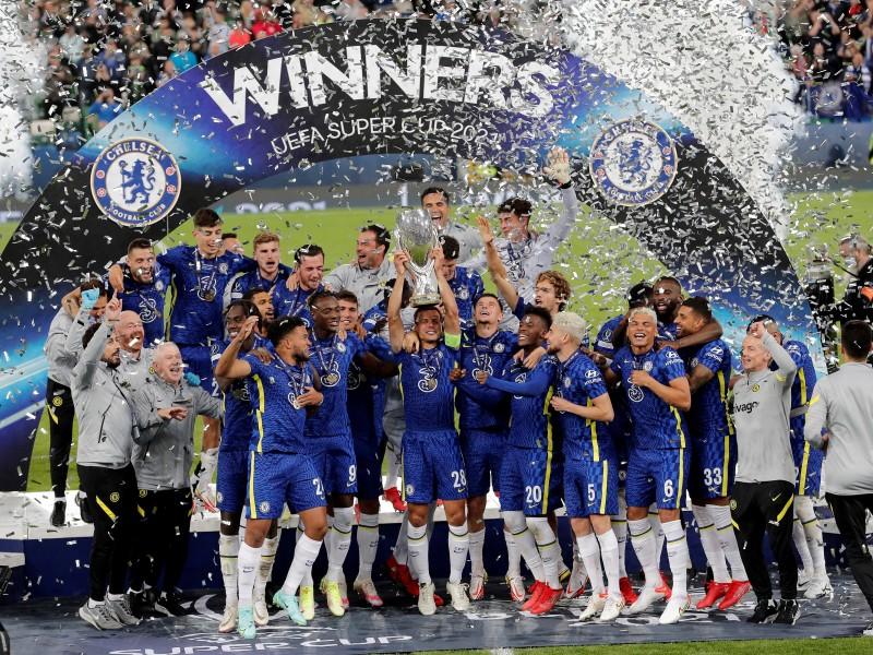 Chelsea gana la Super Copa de la UEFA en penales