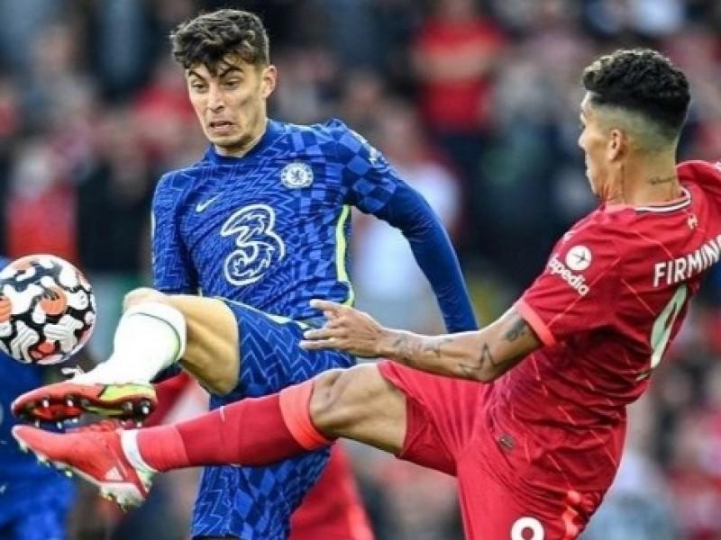 Chelsea sobrevive en Anfield empatando 1-1 con Liverpool