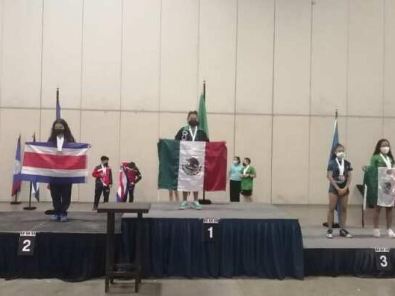 Chiapanecos al Campeonato Panamericano de tenis de mesa