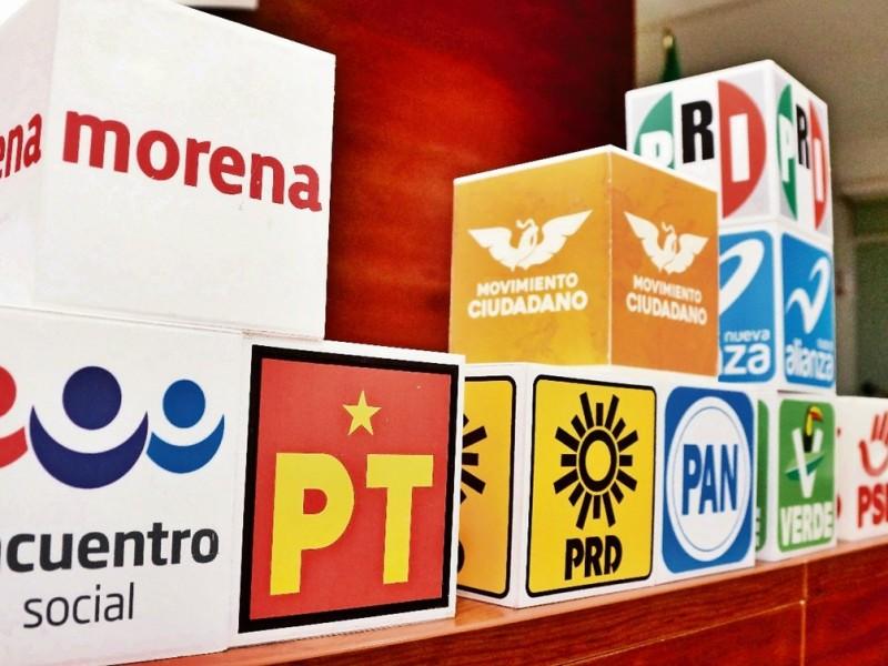 Chiapanecos no pueden conocer trayectoria de candidatos