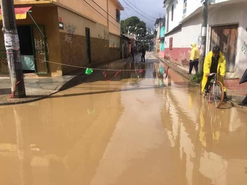 Chiapas carece de sistemas óptimos de dren pluvial