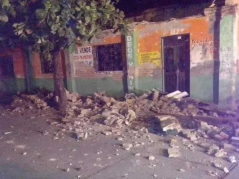 Chiapas con gran incidencia sísmica en el país