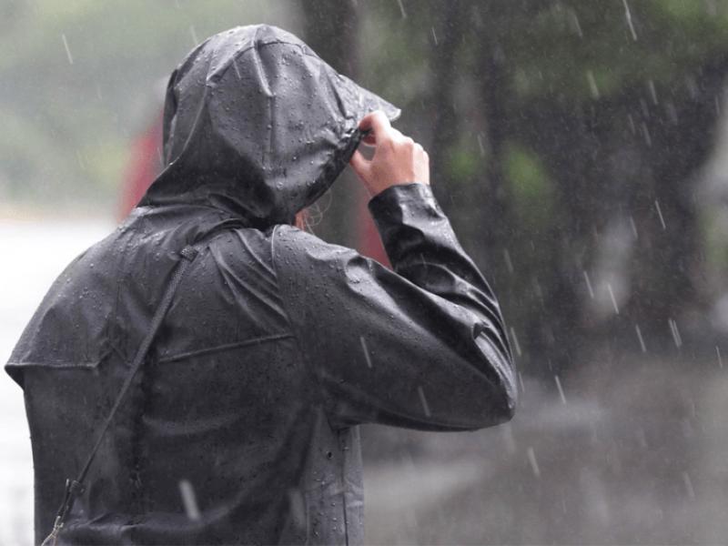 Chiapas con lluvias fuertes a muy fuertes