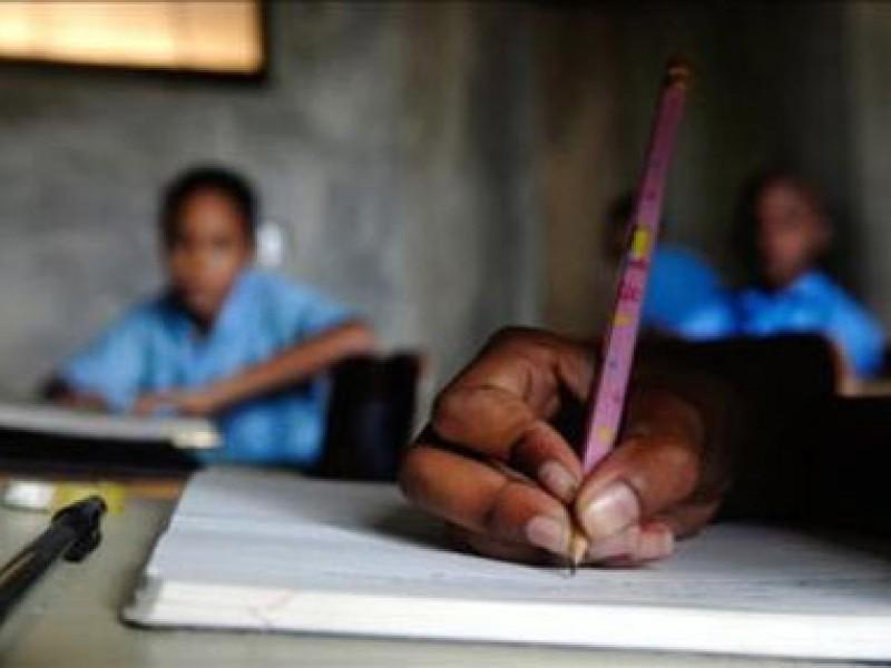 Chiapas continúa en primer lugar en rezago educativo