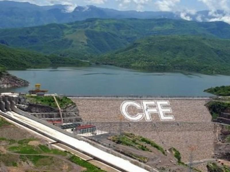 Chiapas el estado con mayor generación de energía eléctrica