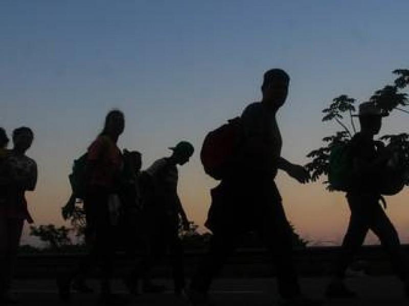 Chiapas el estado con mayor migración por falta de trabajo