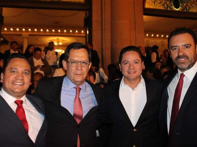 Chiapas en Aniversario del Servicio Nacional Empleo