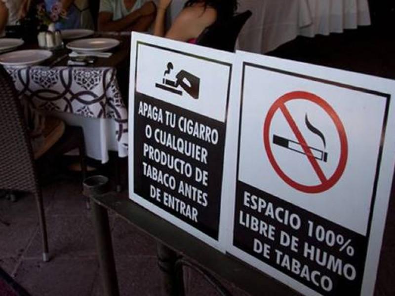 Chiapas, estado libre de humo de tabaco