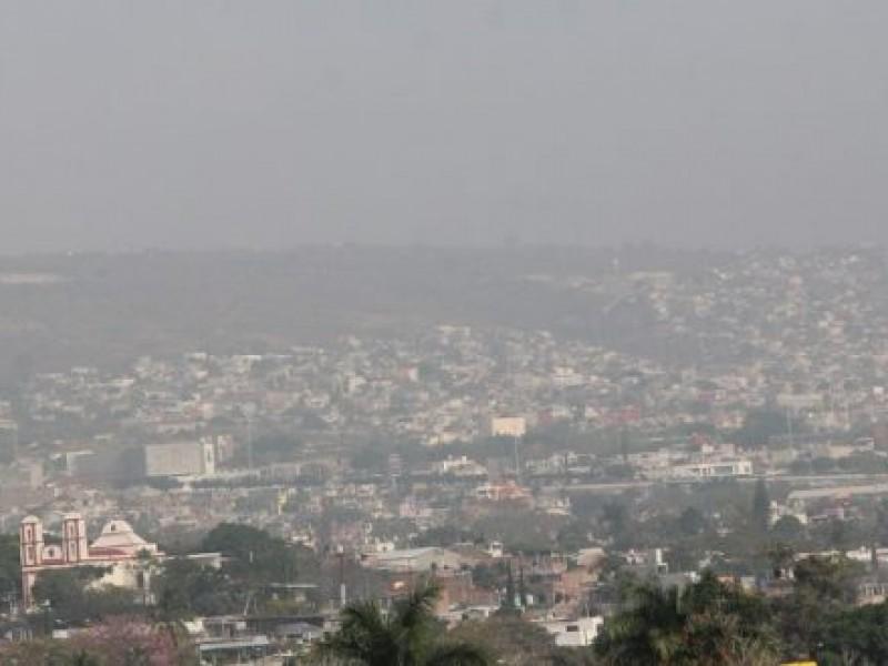 Chiapas ha entrado en etapa de pre contingencia ambiental