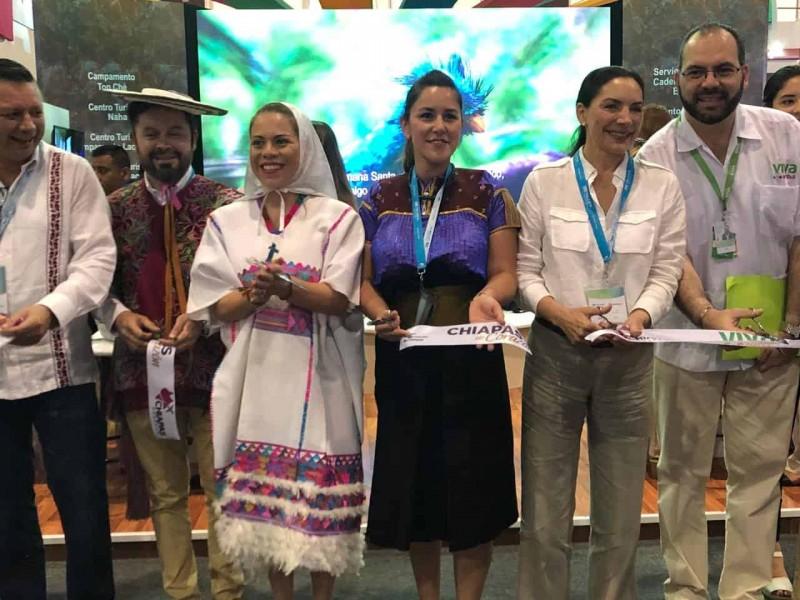 Chiapas incrementa su conectividad aérea