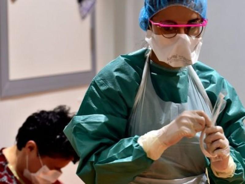 Chiapas llega a 7 mil 676 casos acumulados por COVID-19