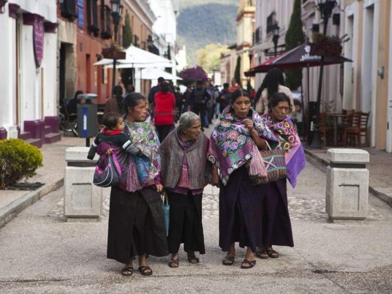 Chiapas uno de los estados más pobres.