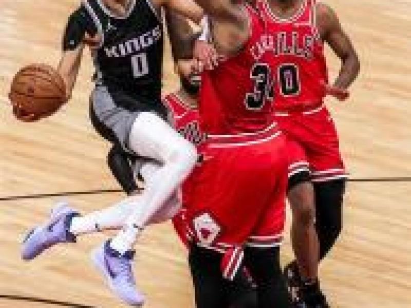 Chicago Bulls se impone a Sacramento Kings