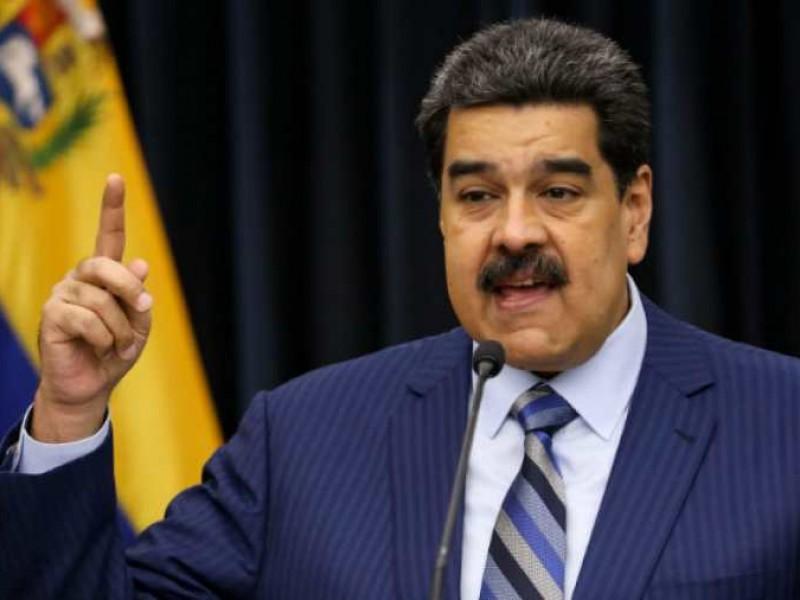 Chile, Colombia, y EUA responsables de apagón: Maduro