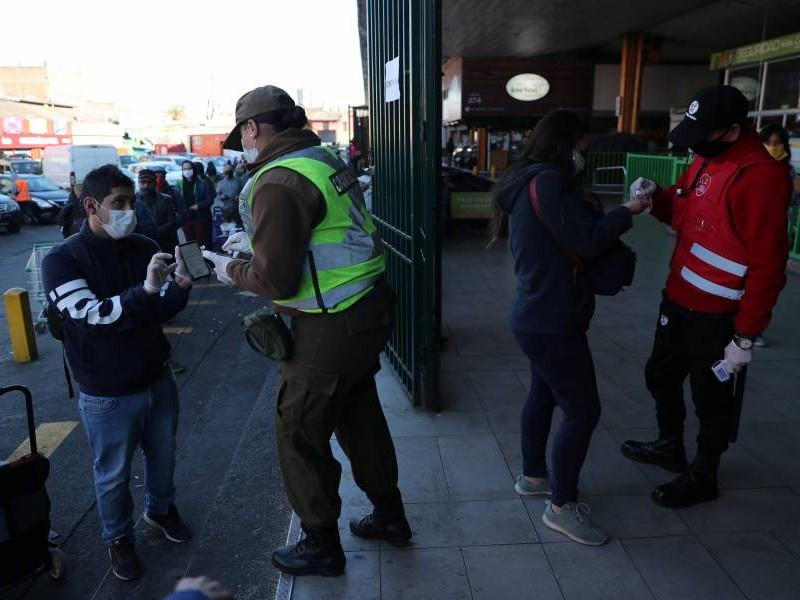 Chile supera los 50 mil casos de Covid-19
