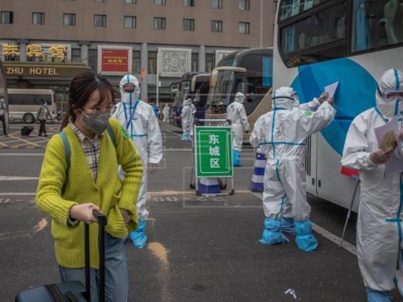 China aumenta restricciones para evitar rebrote de Covid-19