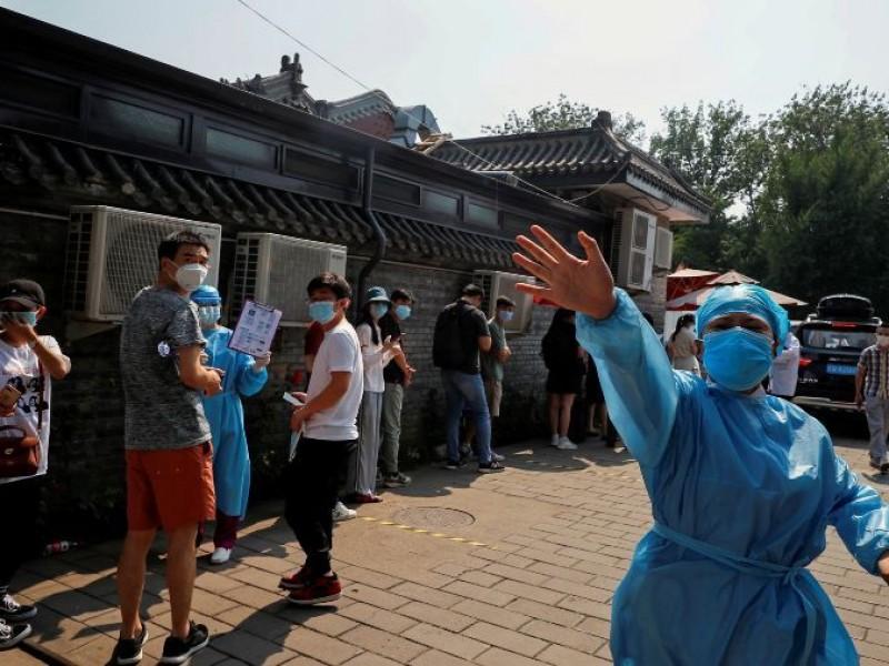 China da por controlado el rebrote de Covid-19 en Pekín