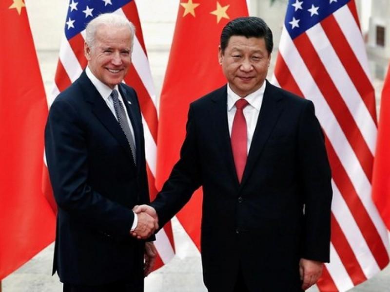 China felicita a Biden por ventaja en elecciones de EU