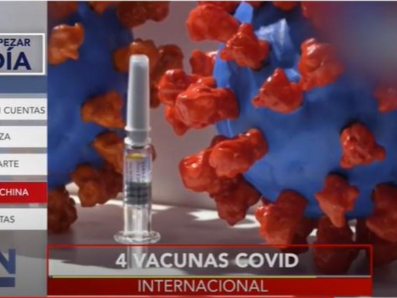 China promete tener listas sus vacunas a finales de año