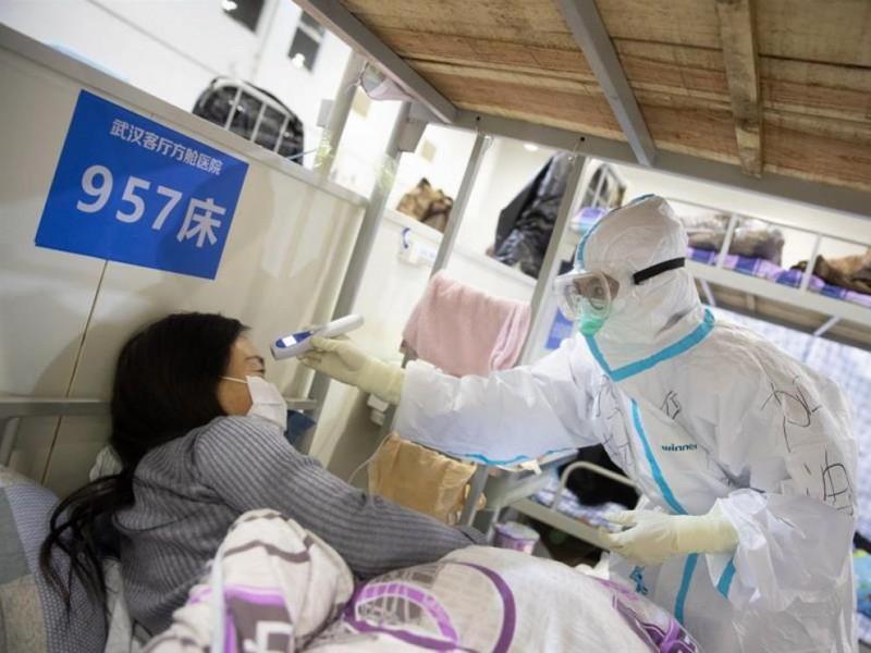China registra infección de nueva variante Covid-19 británica