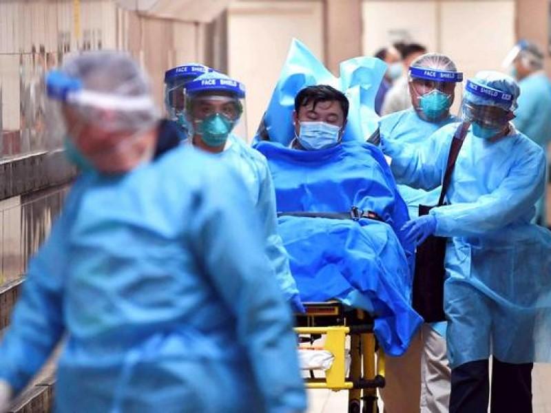 China reporta 56 muertes por coronavirus