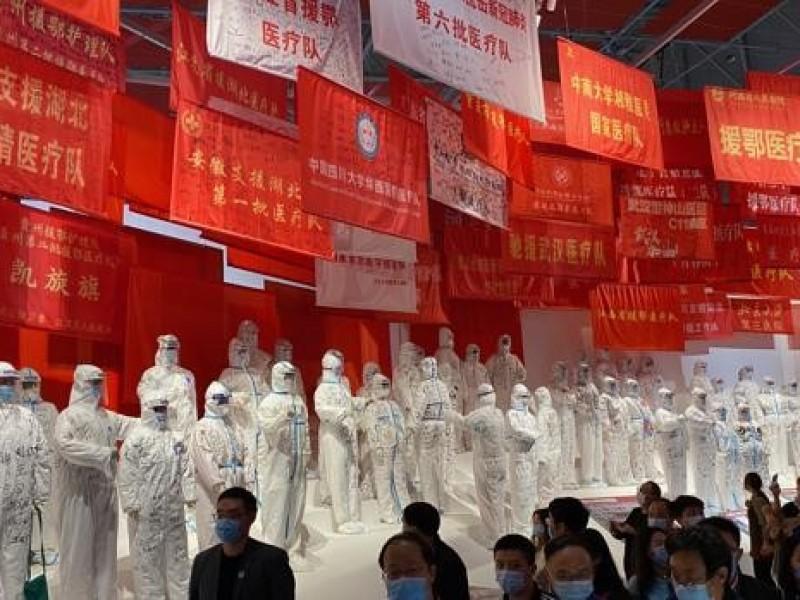 China rompe récord de contagios diarios causado por variante Delta