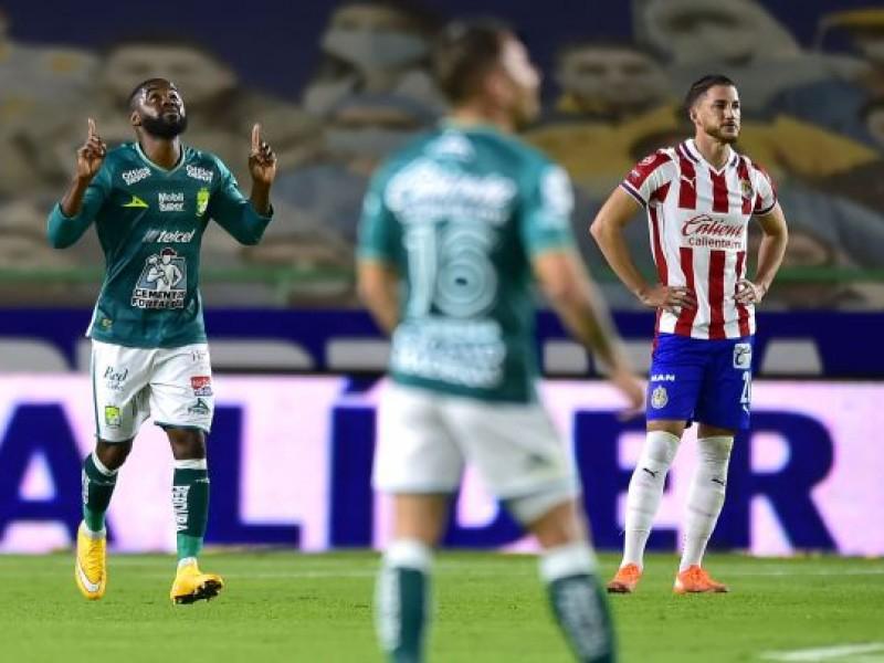 Chivas cae en semifinales ante León