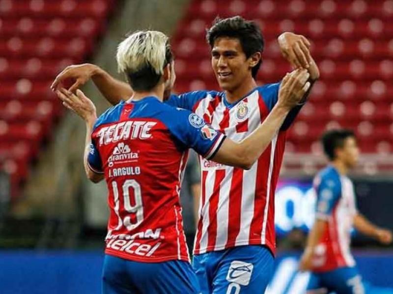 Chivas se lleva Clásico Tapatío en Copa por México