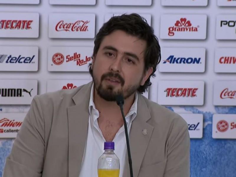 Chivas sufre una especie de boicot: Amaury Vergara