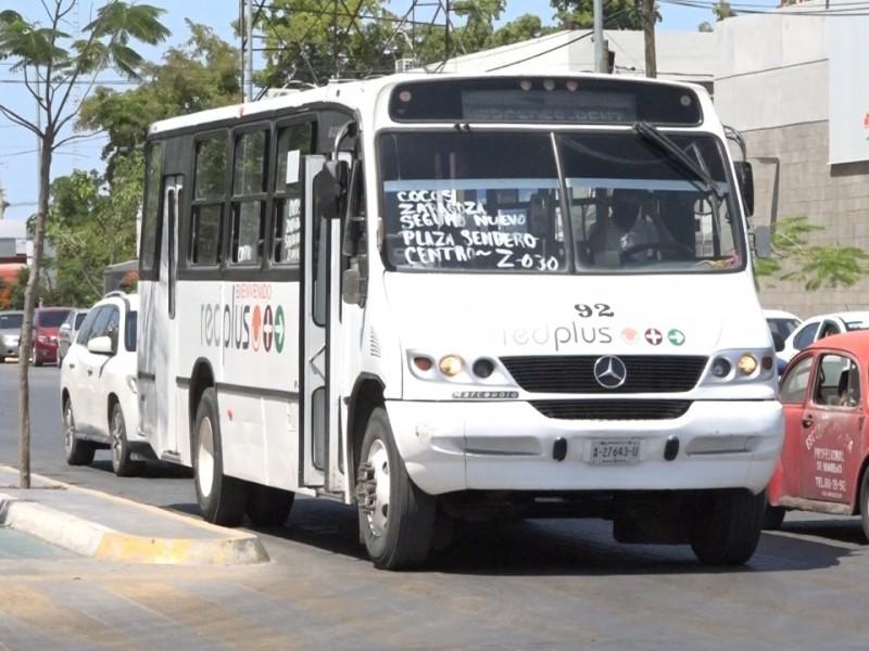Choferes del transporte urbano exigen pruebas covid-19