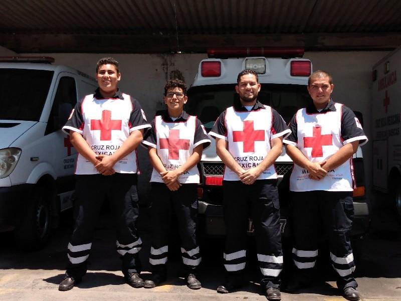 Christian: 16 años de servicio en Cruz Roja