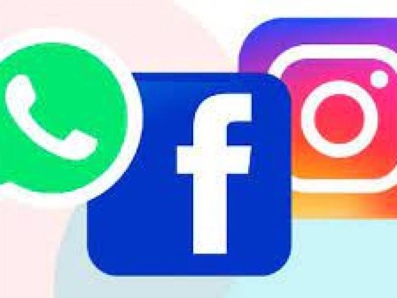 Caida de plataformas de Facebook, desquicia al mundo entero
