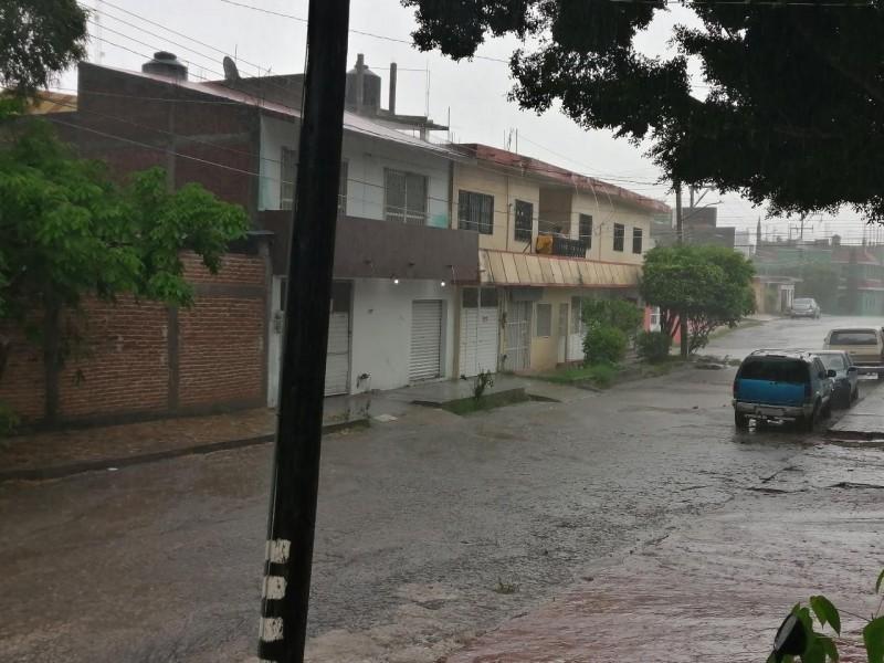 Ciclón tropical Amanda genera fuertes lluvias en Chiapas