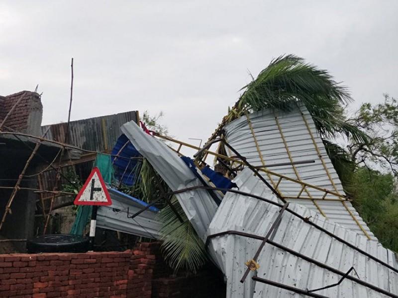 Ciclones en India y Vietnam provocan estragos