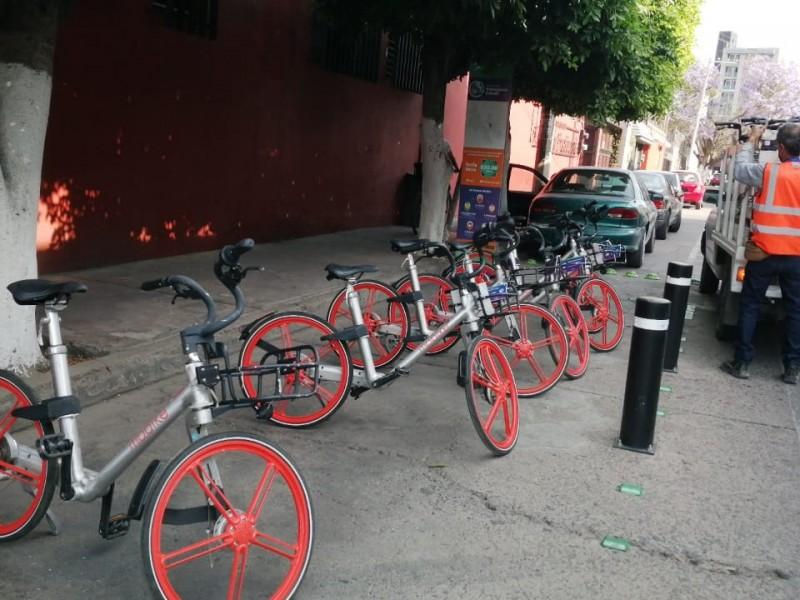 Ciclovías benefician a más de 2 mil ciclistas