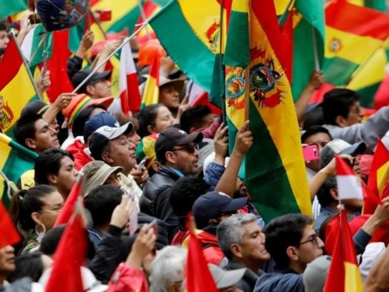 CIDH preocupada por protestas en Bolivia