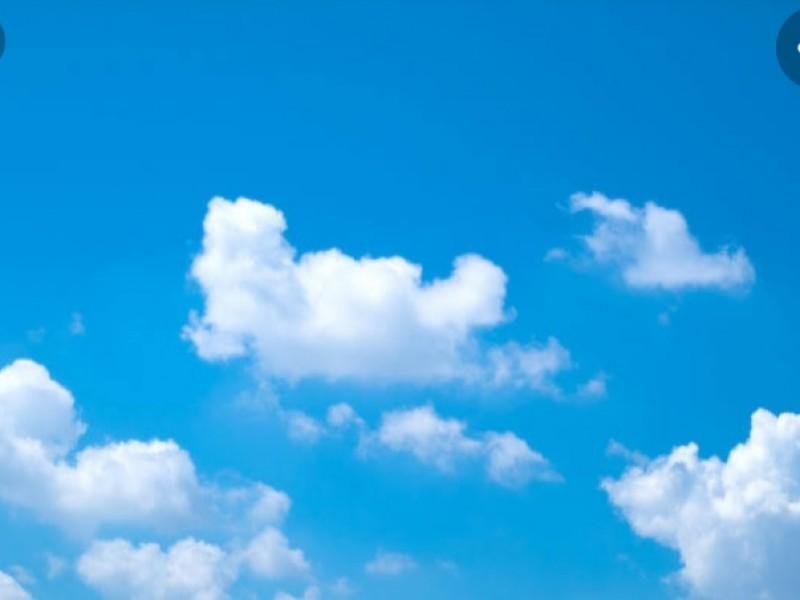 Cielo despejado este sábado en Sonora