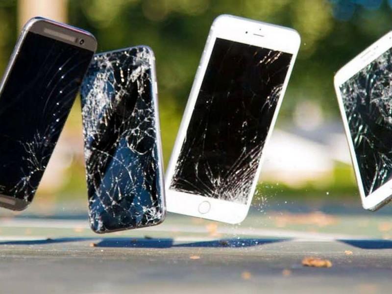 Científicos desarrollan material para pantallas capaz de reparar sus roturas