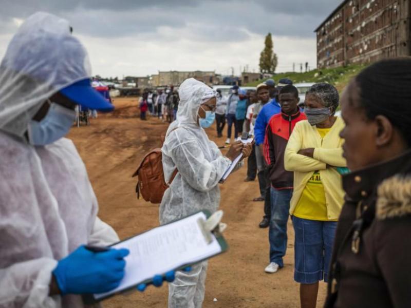 Científicos detectan nueva cepa Covid-19 en Nigeria
