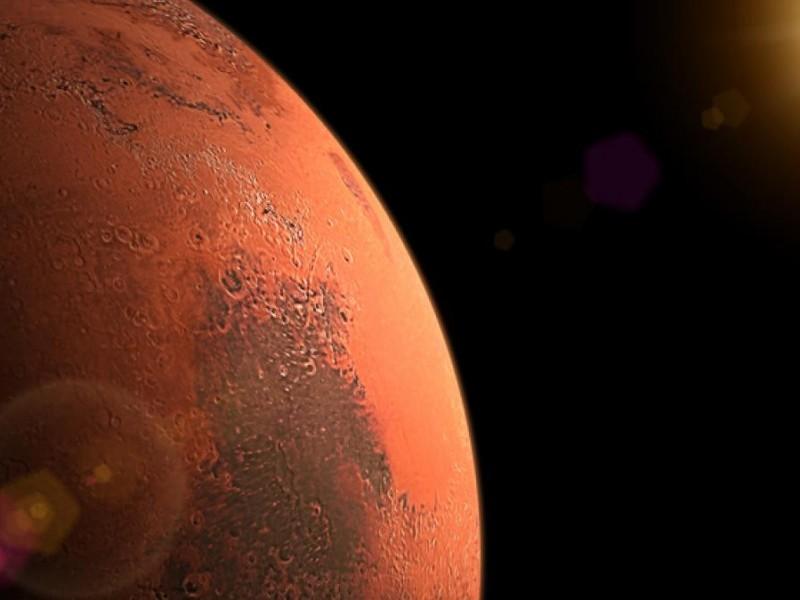 Científicos encuentran cloruro de hidrógeno en la atmósfera de Marte