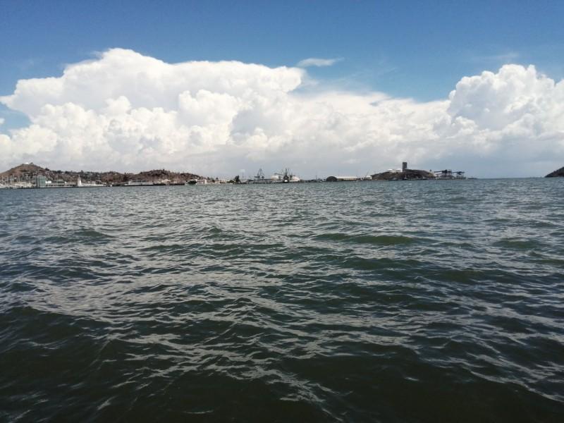 Cierra Capitanía de Puertos navegación a embarcaciones menores