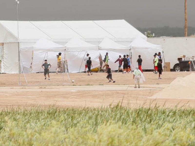 Cierra centro de detención de menores migrantes