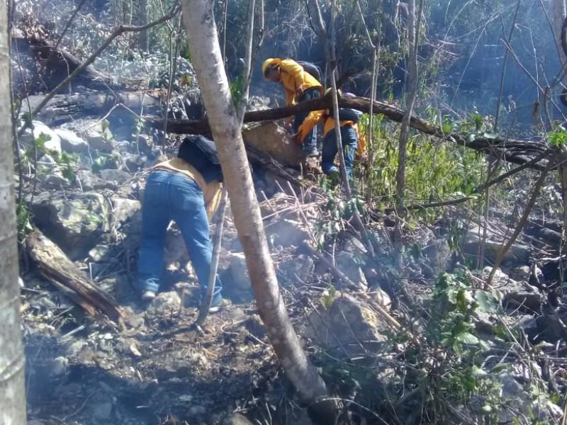 Cierra primer semana de marzo con dos incendios