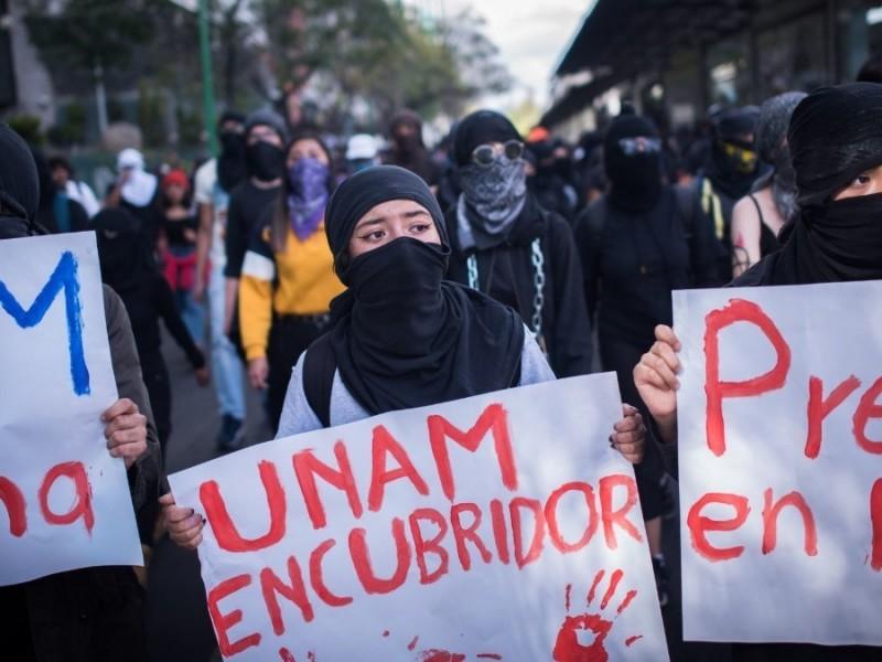 Cierra semana UNAM con 13 planteles en paro