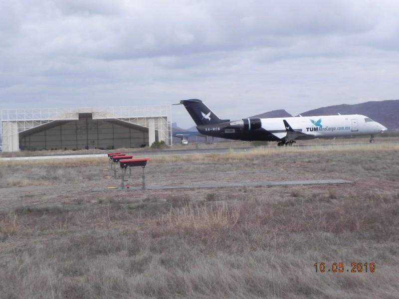 Cierran aeropuerto de Ciudad Obregón