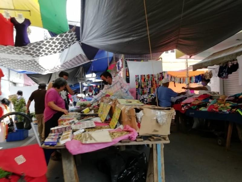 Cierran autoridades de Rio Blanco  parques, mercados y gimnasios.