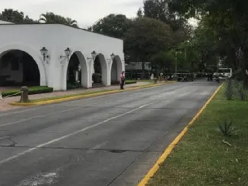 Cierran Casa Jalisco por brote de Covid-19