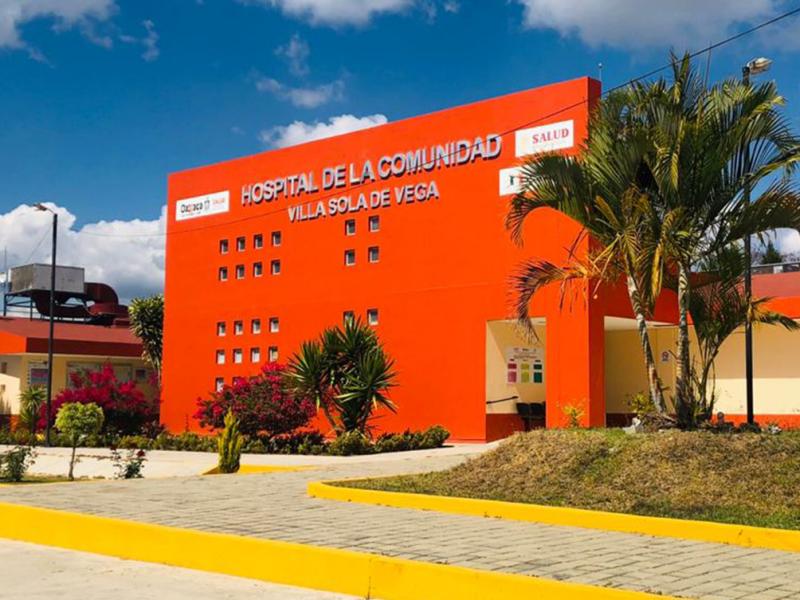 Cierran Hospital de Sola de Vega ante hechos violentos